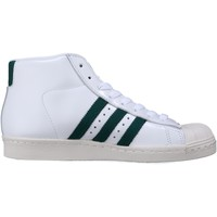 Chaussures Homme Baskets montantes adidas Originals Pro Model 80s Blanc