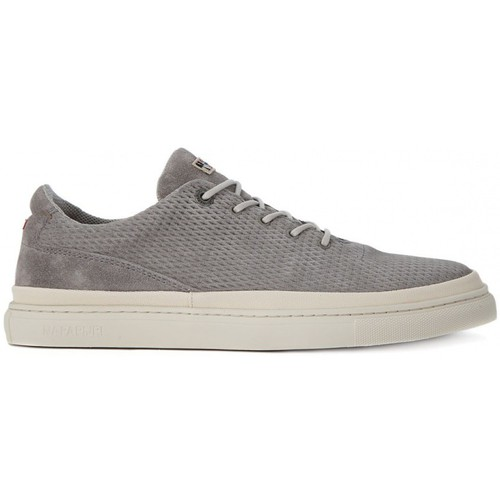 Napapijri KING GREY Grigio - Chaussures Baskets basses Homme