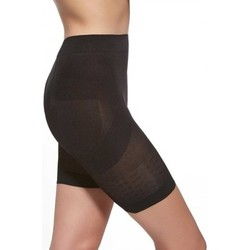 Vêtements Femme Leggings Bas Bleu Gaine parfumée Fit Body gainage léger 40 Deniers Noir
