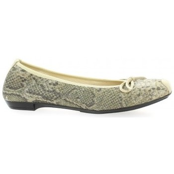 Chaussures Femme Ballerines / babies Elizabeth Stuart Ballerines  python  sable Sable