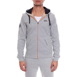 Vêtements Homme Sweats Ritchie SWEAT ZIPPE WYLEN Gris