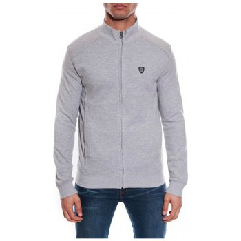 Vêtements Homme Sweats Ritchie SWEAT ZIPPE WOLFRAM Gris