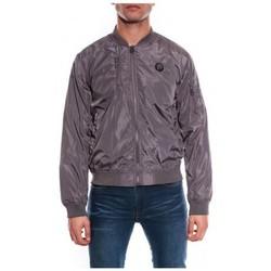 Vêtements Homme Blousons Ritchie BLOUSON BOMBER ZOAN Gris