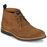 Chaussures Homme Boots Pepe jeans KENT CHUCCA Marron