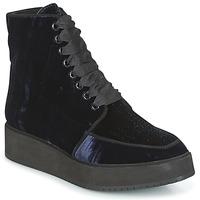 Chaussures Femme Boots Castaner FORTALEZA Bleu