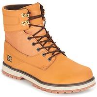 Chaussures Homme Boots DC Shoes UNCAS M BOOT TBK Beige / Noir / Marron