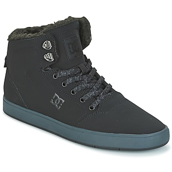 Chaussures Homme Baskets montantes DC Shoes CRISIS HIGH WNT Noir / Gris