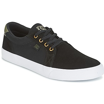 Chaussures Homme Baskets basses DC Shoes COUNCIL SD Noir / Kaki