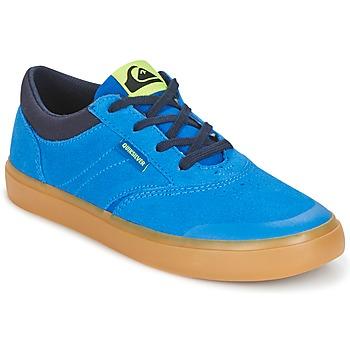 Chaussures Enfant Baskets montantes Quiksilver BURC YOUTH B SHOE XBCB Bleu / Marron