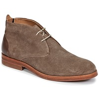Chaussures Homme Boots Hudson MATTEO Taupe