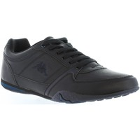 Chaussures Homme Baskets mode Kappa 303N1W0 MANILLE Negro