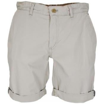 Vêtements Homme Shorts / Bermudas Tommy Hilfiger Bermuda Tommy Hilfiger Freddy beige pour homme Beige