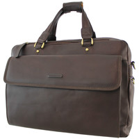Sacs Homme Porte-Documents / Serviettes Katana Porte-document et ordinateur 15 K 36123 Chocolat