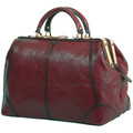 Katana Sac diligence cuir de Vachette collet K 1152