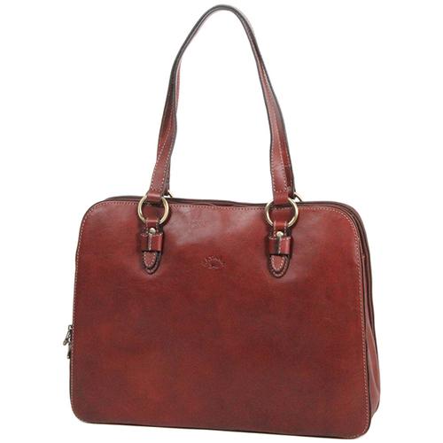 Sacs Femme Cabas / Sacs shopping Katana Sac shopping en cuir de Vachette gras K 32596 Marron