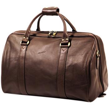 Sac de voyage gerard henon sac de voyage arizona cuir de vachette gras gh 5290