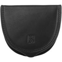 Sacs Femme Porte-monnaie Gerard Henon Porte-monnaie Softline Cuir de Vachette Lisse GH 33532 Noir