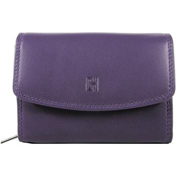 Sacs Femme Portefeuilles Gerard Henon Porte-cartes Softline Cuir de Vachette Lisse GH 33554 Violet