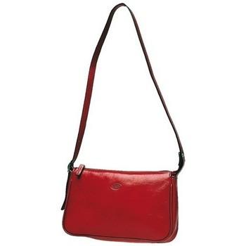Sacs Femme Sacs Bandoulière Katana Besace en cuir de Vachette collet K 82511 Rouge