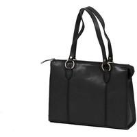 Sacs Femme Cabas / Sacs shopping Katana Sac shopping en cuir de Vachette collet K 82132 Noir