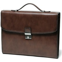 Sacs Homme Porte-Documents / Serviettes Gerard Henon Cartable Atout GH 2041 Marron