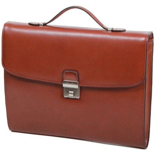 Sacs Homme Porte-Documents / Serviettes Gerard Henon Cartable Atout GH 2041 Fauve