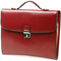 Sacs Homme Porte-Documents / Serviettes Gerard Henon Cartable Atout GH 2041 Rouge