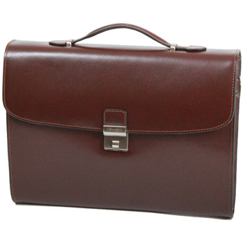 Sacs Homme Porte-Documents / Serviettes Gerard Henon Cartable Atout GH 2042 Marron