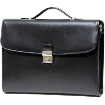Sacs Homme Porte-Documents / Serviettes Gerard Henon Cartable Atout GH 2042 Noir