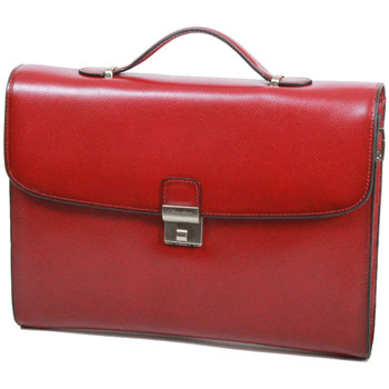 Sacs Homme Porte-Documents / Serviettes Gerard Henon Cartable Atout GH 2042 Rouge