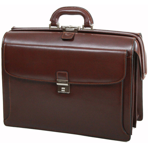 Sacs Homme Porte-Documents / Serviettes Gerard Henon Cartable Atout GH 2055 Marron