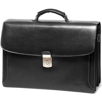 Sacs Homme Porte-Documents / Serviettes Gerard Henon Cartable Atout GH 2028B Noir