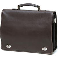 Sacs Homme Porte-Documents / Serviettes Gerard Henon Cartable Golf GH 2937 Marron