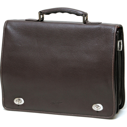 Sacs Homme Cartables Gerard Henon Cartable Golf GH 2937 Marron