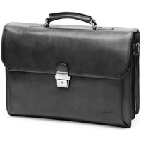 Sacs Homme Cartables Gerard Henon Cartable New Master GH 5526 Noir
