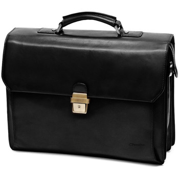 Sacs Homme Cartables Gerard Henon Cartable New Master GH 5528 Noir