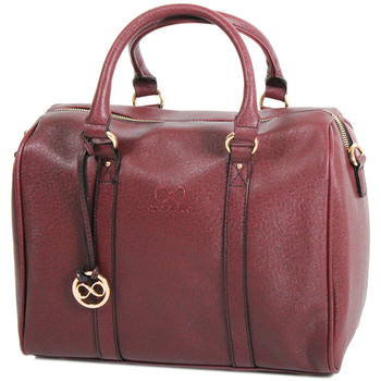 Sacs Femme Sacs porté main Andie Blue Sac Bowling L collection MEISSA A8081 Bordeaux