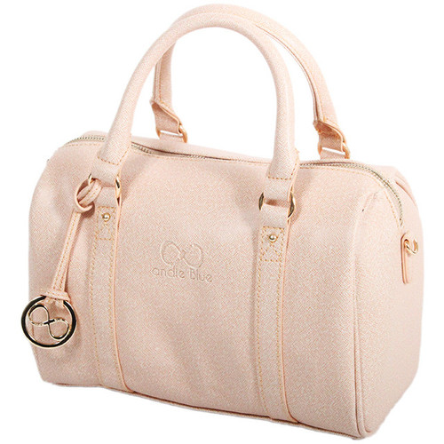 Sacs Femme Sacs porté main Andie Blue Sac Bowling M collection MEISSA A8082 Beige