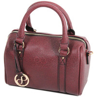 Sacs Femme Sacs porté main Andie Blue Sac Bowling S collection MEISSA A8083 Bordeaux