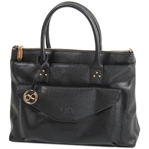 Sacs Femme Cabas / Sacs shopping Andie Blue Sac Cabas collection Heka A8084 Noir