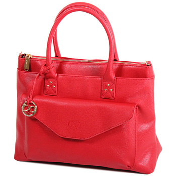 Sacs Femme Cabas / Sacs shopping Andie Blue Sac Cabas collection Heka A8084 Rouge