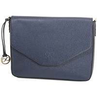 Sacs Femme Pochettes / Sacoches Andie Blue Sac porte travers collection HEKA A8085 Bleu
