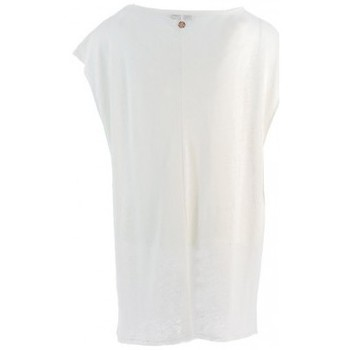 Vêtements Femme T-shirts & Polos Little Marcel T-shirt TISCO BLANC