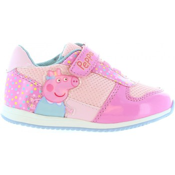 Chaussures Fille Baskets mode Peppa Pig PP001111-B1517 Rosa