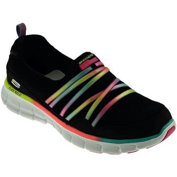 Chaussures Femme Baskets basses Skechers SYNERGY- SCENE STEALER Baskets basses