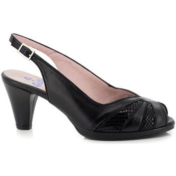 Chaussures Femme Escarpins Carlos Pla 4125 Noir