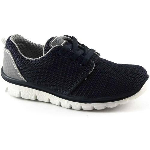 Chaussures Enfant Baskets basses Primigi PRI-E17-75850-BLU-a Blu