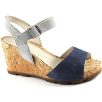 Chaussures Femme Sandales et Nu-pieds Stonefly  Blu