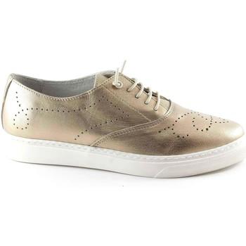 Chaussures Femme Richelieu Grunland Grünland PUNT chaussures beige SC3300 Platinum Blonde lacets ort Beige