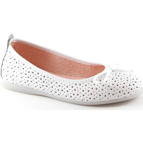 Chaussures Enfant Ballerines / babies Gioseppo GIO-E17-39614-BI Bianco